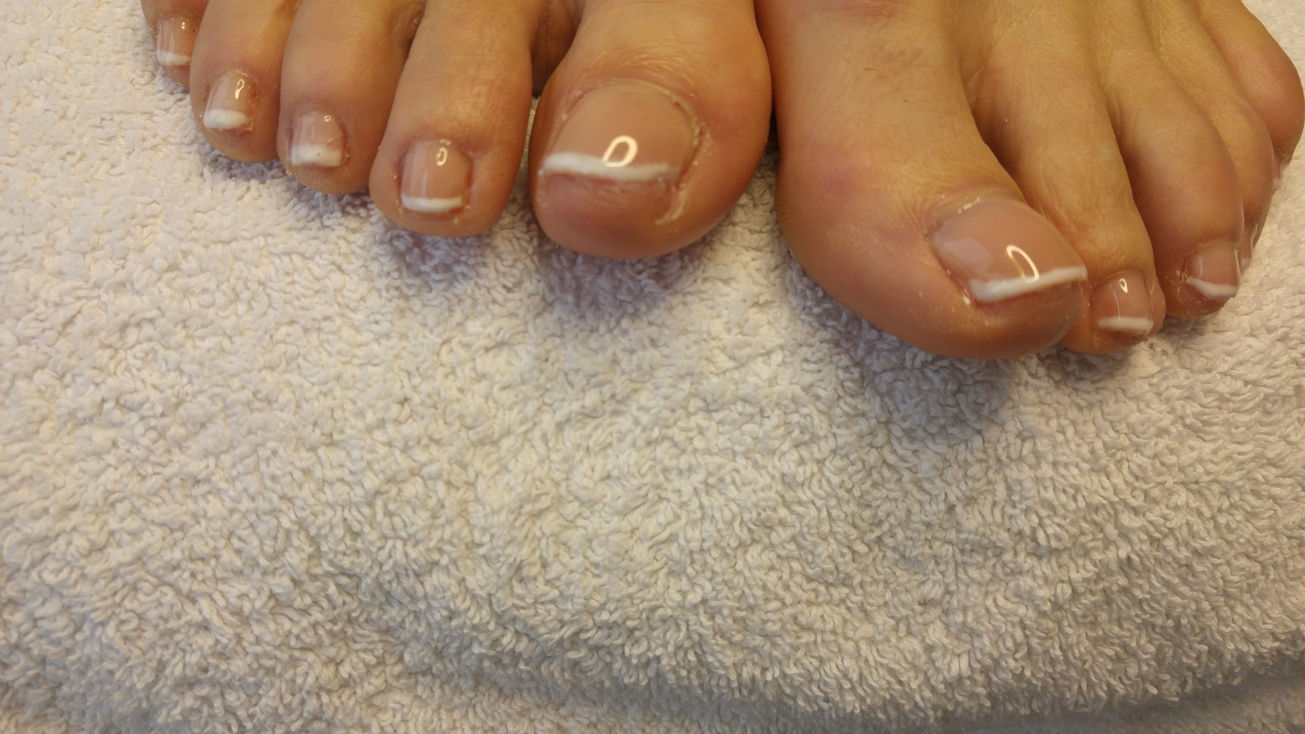 Boumans Beauty Frenchpedicure