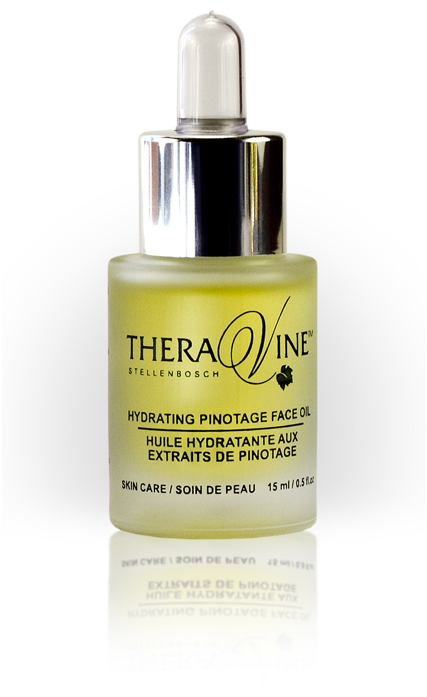 Hydrating Pinotage Face Oil 15 ml