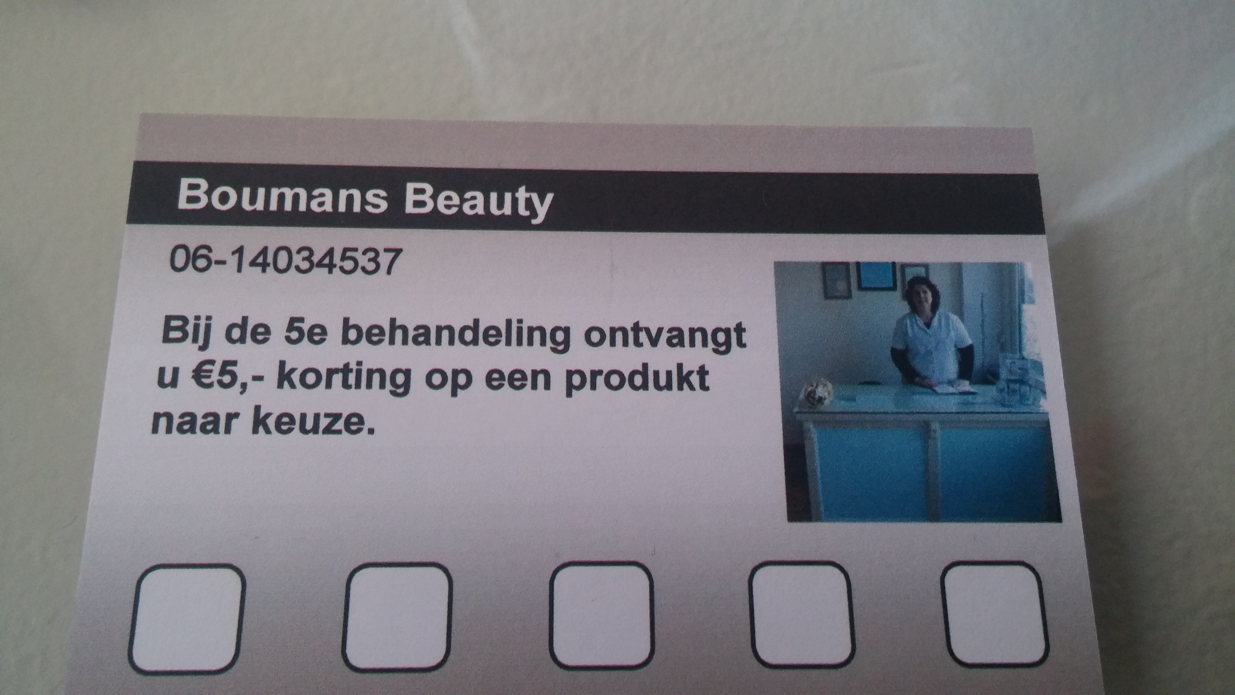 boumans-beauty-actiebon
